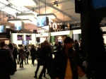 Inside Lincoln Center for the start of day 2
