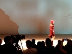 Red hat at Kenneth Cole Collection